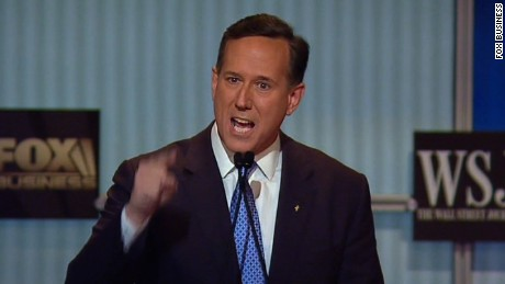 gop debate rick santorum yells democrat congress vstan orig cws_00003721