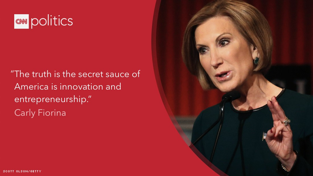 carly fiorina quote graphic