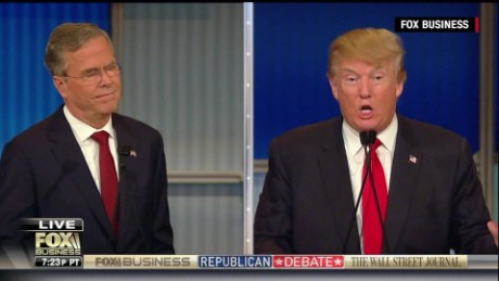 donald trump jeb bush carly fiorina fox gop debate foreign policy vstan orig_00003105