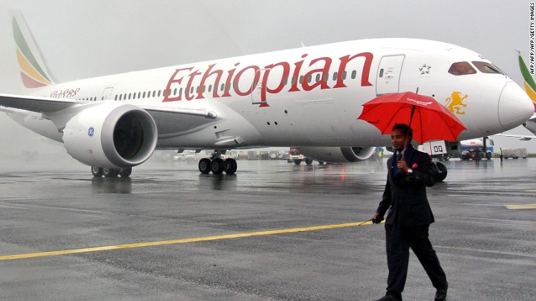 Ethiopian was the second carrier to receive a 787 Dreamliner, in 2012.