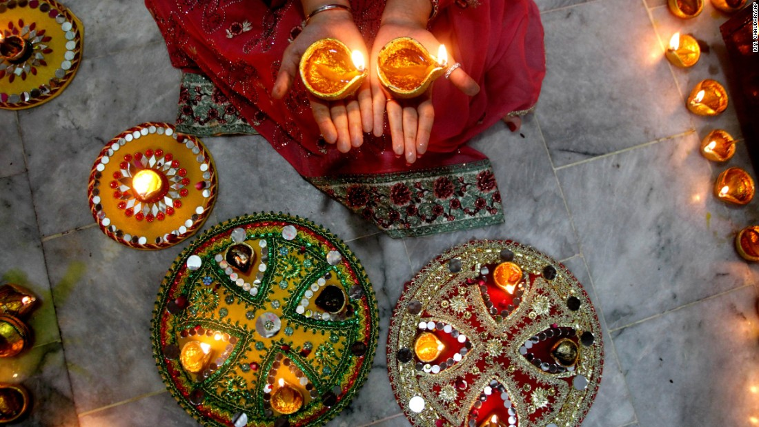 Hindu Festival Of Lights Food
