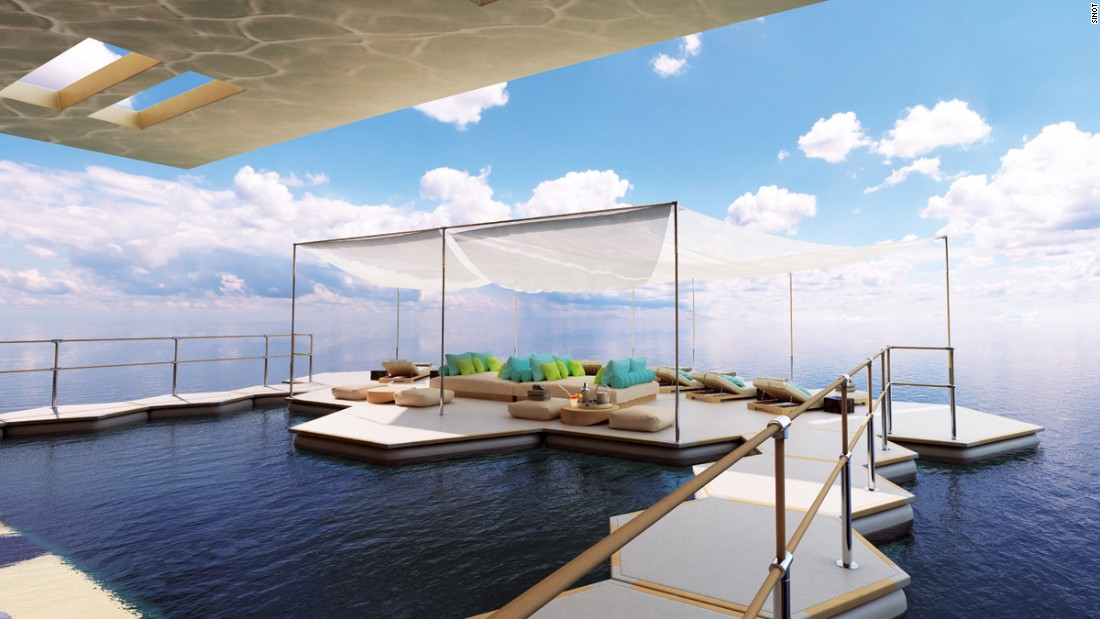 Could This Be The World 39 S Most Luxurious Superyacht