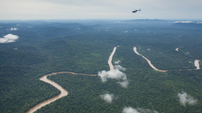 A new tour from Ker & Downey eliminates the need to bump along Sabah's rutted roads by enlisting the aid of a helicopter to whisk you up and drop you down into some of this tropical isle's most remote corners. The eight-day journey includes stops at Danum Valley and the Kinabatangan River as well as visits with Borneo's remote Dayak tribes.