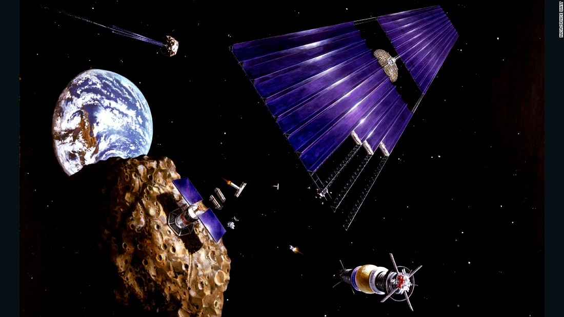 "<strong>Planetary Resources</strong><br />A single asteroid could be worth $100 billion, this Seattle firm estimates, and it's determined to put them to work. The plan is to use robotic spacecraft to carry out the daunting job of catching and drilling a rock flying at supersonic speed, and Chief Engineer Chris Lewicki <a href=""http://edition.cnn.com/2015/10/06/tech/asteroid-mining-nasa-mars-pioneers/"">told CNN</a> this could be achieved within 5-10 years. Once mines can be established, it is hoped that they could be converted into gas stations to fuel longer range travel -- including to Mars. <br />"
