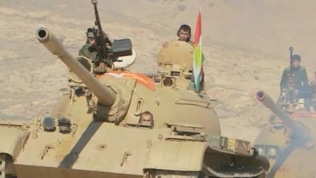 kurdish forces fight sinjar isis walsh dnt tsr _00001315