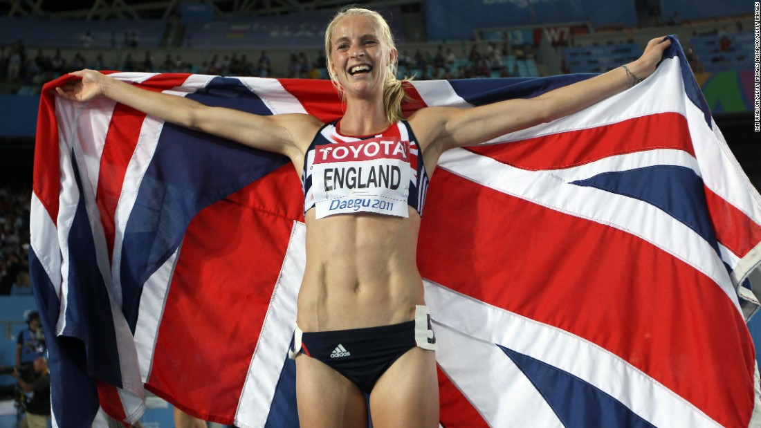 Fellow Briton Hannah England, a silver medalist in the 1,500 meters at the 2011 world championships, says she has no concept of how many times she might have been cheated. She has set her sights on retiring only when she knows she has competed in a clean race at a major competition.