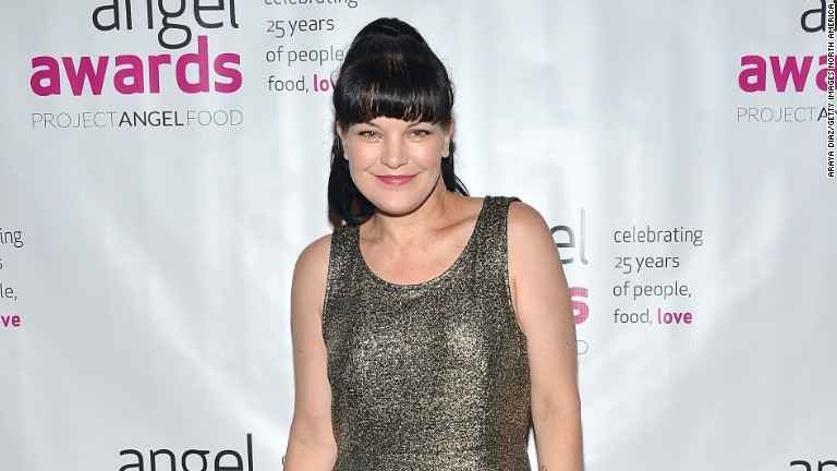 'NCIS' actress Pauley Perrette: 'I almost died tonight'