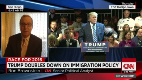 Trump Organization Exec. speaks on immigration policy_00013606