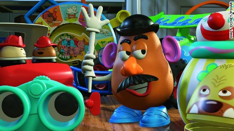 Mr. Potato Head, Toy Story (1995)