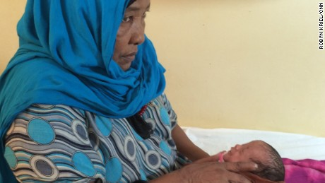 Abdinoor Mohamad Abdi's mother did not survive his birth, leaving him to be raised by his grandmother Halima Somo Dima