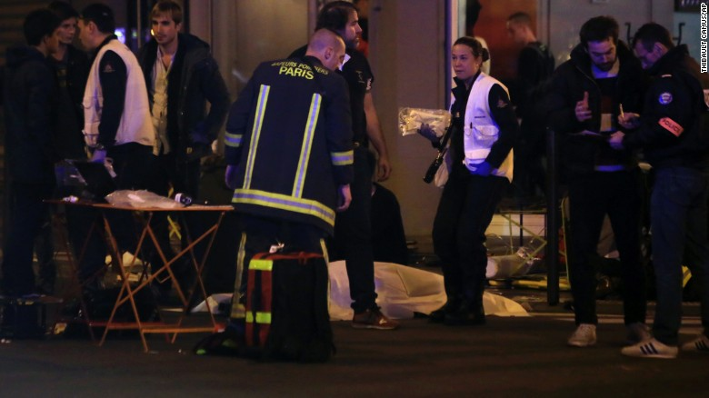151113170910-07-paris-shooting-1113-exlarge-169 - Fear and Terror in Paris, France (In Photos) - Philippine Business News