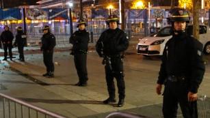 Multiple attacks in Paris