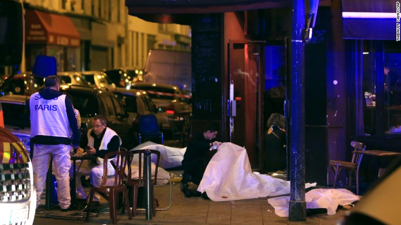 151113193619-18-paris-shooting-1113-exlarge-169 - Fear and Terror in Paris, France (In Photos) - Philippine Business News