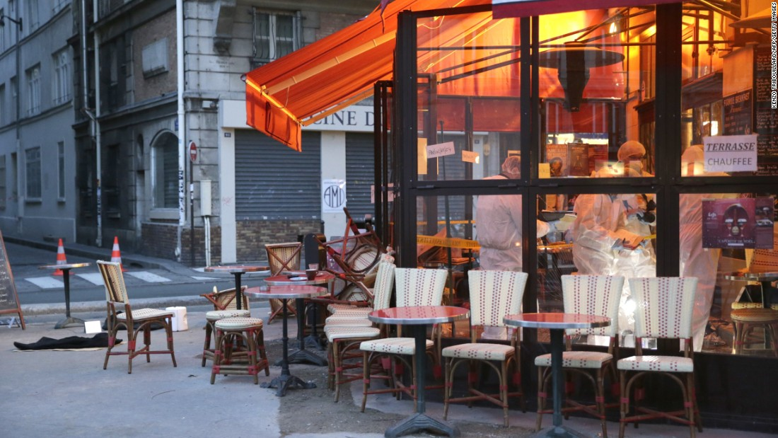 Cafe Voltaire Paris