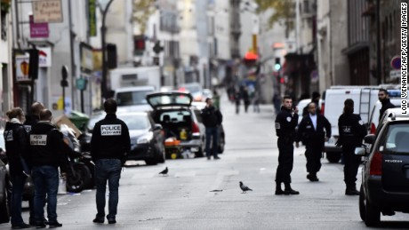 ISIS claims responsibility for Paris attacks