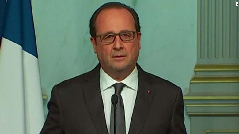 paris attacks hollande statement sot_00013729