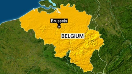 Police conduct raids in Belgium