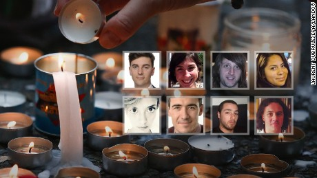 Paris terror attack: Remembering the victims