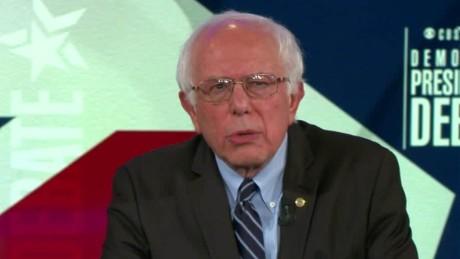 Bernie Sanders: I'm not a fan of regime changes