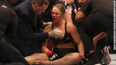 Ronda Rousey Sex Partners