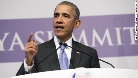 Obama: Subjecting refugees to religious test 'shameful'