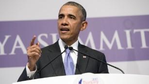 Obama: Subjecting refugees to religious test 'shameful'