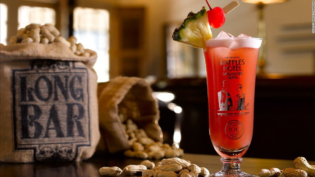 Singapore Sling: How to make the 100-year-old cocktail - CNN.com