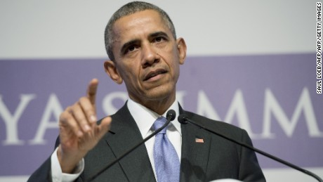 Obama: U.S. ground troops in Syria would be a mistake