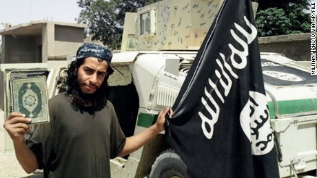 This undated image created available within the Islamic State&amp;#39;s English-language publication Dabiq, shows Abdelhamid Abaaoud. Just About All Legal Rights Reserved.Terms involving UsePrivacy PolicyAdChoicesAdvertise together with usAbout usContact usWork regarding usHelpTranscriptsLicense FootageCNN Newsource. Abaaoud, the little one associated with Moroccan immigrants that spent my youth inside the Belgian capitals Molenbeek-Saint-Jean neighborhood, had been identified simply by French authorities upon Monday Nov. Turner Broadcasting System, Inc. 16, 2015, as the presumed mastermind of the terror attacks final Friday throughout Paris that killed more than one hundred people along with injured hundreds more. 16, 2015, since the presumed mastermind of the terror attacks final Friday inside Paris which killed over one hundred folks and also injured hundreds more. passports: no much more extra pagesThis team kills more people than ISISBlindfolded Muslim man gives out hugsNewsWorldSportTechnologyEntertainmentStyleTravelMoneyRegionsU.S.ChinaAsiaMiddle EastAfricaEuropeAmericasVideoMust Watch VideosShowsCNN en EspaolTVTV ShowsScheduleFaces associated with CNN WorldwideFeaturesTravelAll FeaturesOpinionsiReportMorePhotosWeatherCNN MobileTools &amp; ExtrasCNN Profiles A-ZCNN Leadership<br><br>International Edition<br><br>U.S.InternationalArabicEspaolSet edition preferenceConfirm 2015 Cable Information Network. (Militant Photo by approach of AP)