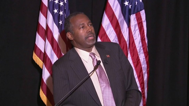 Foreign policy tests Ben Carson