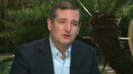 "Cruz: Obama's refugee plan is ""lunacy"""