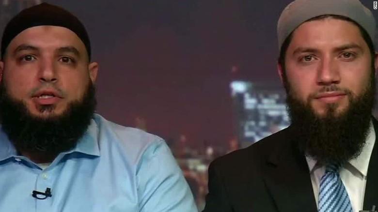 anti-Muslim sentiment in U.S.A. CTN _00012326