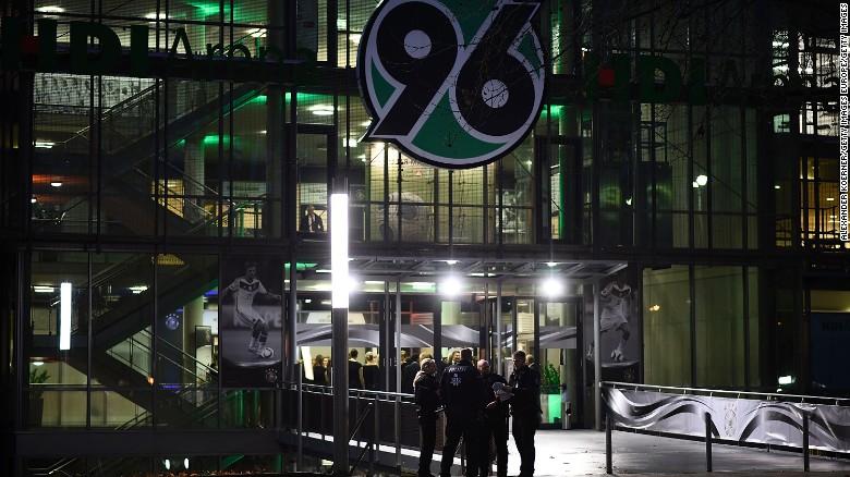 'Concrete intelligence' led authories to evacuate stadium