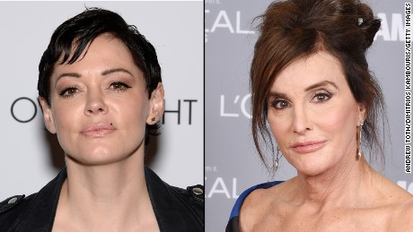 Rose mcgowan caitlyn jenner doesn t understand being a woman
