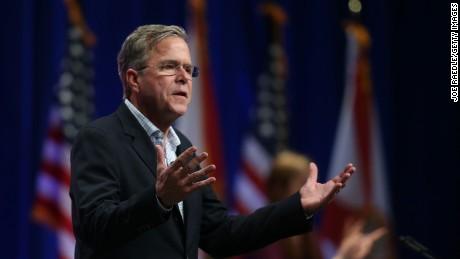 Jeb Bush: Presidents should lead, not lecture