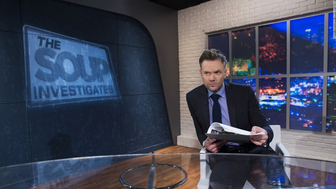 "After 11 years, E! is ending ""The Soup"" on December 18. The show, which poked fun at talk shows, reality TV, home shopping and more odd TV moments, made host Joel McHale a comedy star. (The actor has since been on the cult comedy ""Community"" and hosted the White House Correspondents Dinner.)"
