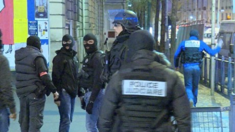 paris terror attacks police raid terrorists mobile orig_00001301
