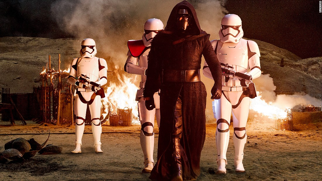 'Star Wars: The Force Awakens': What the critics say