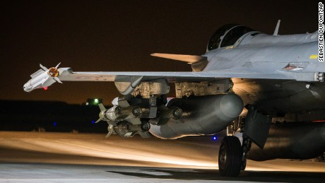 War on ISIS: Who's doing what?
