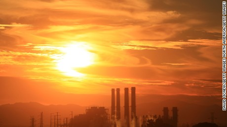 SUN VALLEY, CA - DECEMBER 11:  The Department of Water and Power (DWP) San Fernando Valley Generating Station is seen December 11, 2008 in Sun Valley, California. Under a new climate plan before state regulators, California would take major steps toward cutting greenhouse gas emissions. If adopted by the California Air Resources Board, it would be the most ambitious global warming prevention plan in the nation, outlining for the first time how businesses and the public would meet the 2006 law that made the state a leader on global climate change. The action would lead to the creation of a carbon-credit market to make it cheaper for the biggest polluters to cut emissions, and change the ways utilities generate power, businesses use electricity, and personal transportation  (Photo by David McNew/Getty Images)
