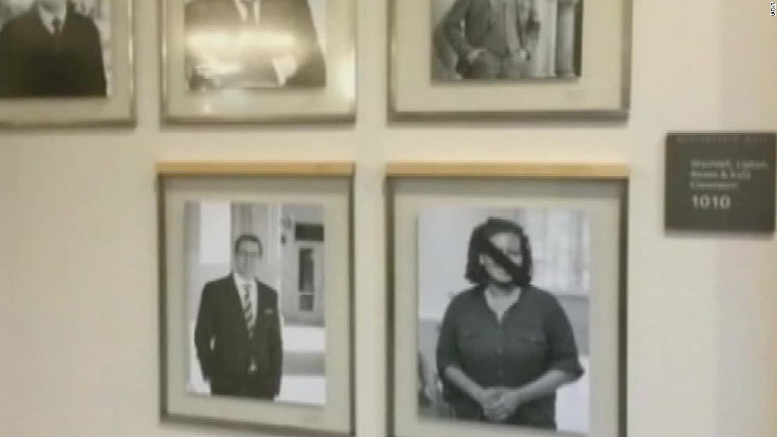 "Harvard University police said they were<a href=""http://www.cnn.com/2015/11/19/us/harvard-law-school-portraits-defaced/index.html""> investigating a possible hate crime</a> at the law school after someone covered portraits of black faculty members in tape, according to university officials. Some photographs were defaced with strips of black tape and discovered on November 19. Take a look at other events that brought discussions of race relations and identity to the forefront in 2015."