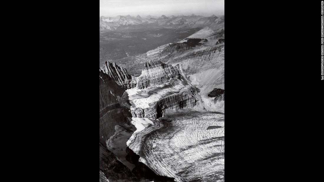 """As icons such as Montana's once well-formed Grinnell Glacier vanish, """"people feel a sense of loss,"""" says Dan Fagre of the USGS."""