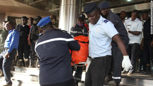 Mali hotel attack: Islamist group says it shares responsibility