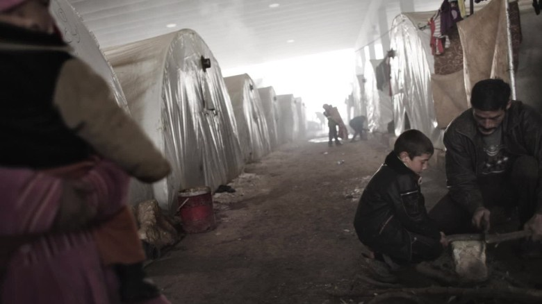 GOP candidates' positions on Syrian refugees
