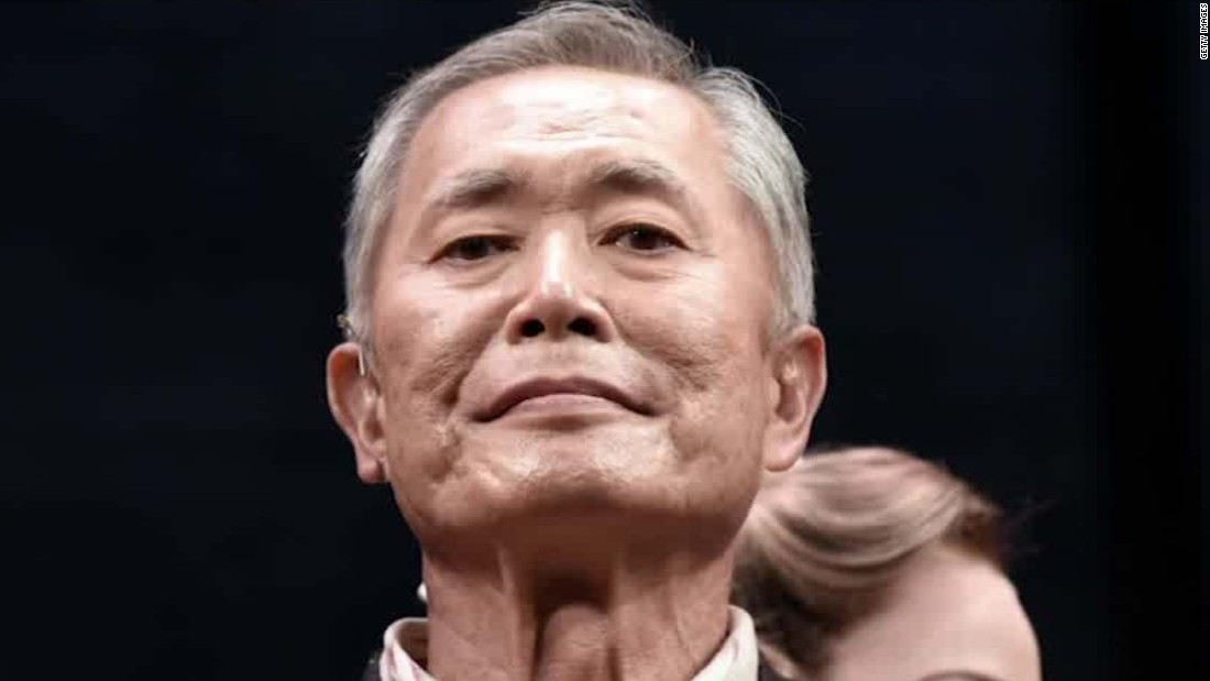 George Takei: I hear terrible echoes of the past