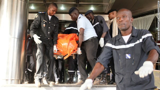 Mali hotel attack: Gunmen barged in, shot at 'anything that moved'