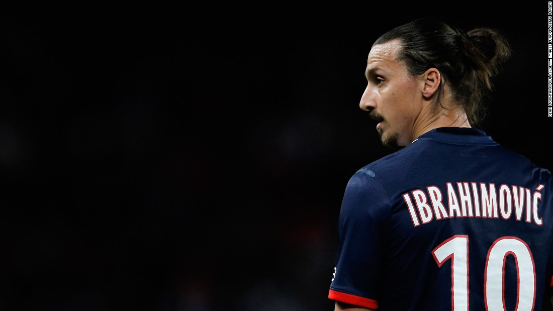 He is part of that exulted class of sport star identifiable by their first name alone -- Zlatan. A Swedish striker renowned the world over, Ibrahimovic has enjoyed a stellar career. An undeniable talent, he is as famous for his unique view on the world as he is for his soccer skills.
