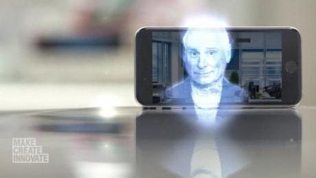 make create innovate communication holograms leia_00041414