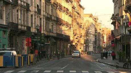 Brussels on high alert over terror threat