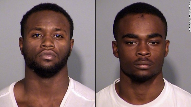2 suspects charged in killing of pastor's pregnant wife